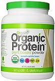 Orgain Organic Protein Plant-Based Powder, Sweet Vanilla Bean, 2.03 Pound
