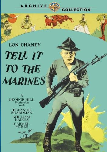 Tell It To The Marines [DVD] [1926] [Region 1] [US Import] [NTSC]