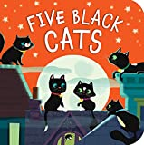 img - for Five Black Cats book / textbook / text book