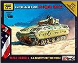 ズベズダ 1/100 M2ブラッドレー アメリカ歩兵戦闘車 ZV7406