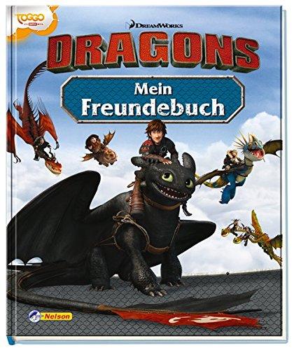 Dreamworks Dragons: Mein Freundebuch