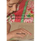 How To Read: Teach Your Child To Read Based On Letterland ~ Maya Rose