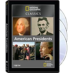National Geographic Classics: American Presidents