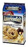 イトウ製菓 アメリカンソフトクッキー ミルクチョコレートマカデミア 8枚×6袋
