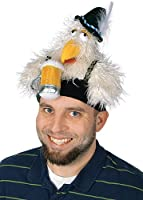 Oktobefest - Plush Chicken Hat by Beistle Company