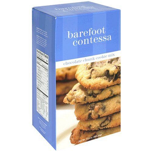 Buy Barefoot Contessa Chocolate Chunk Cookie Mix, 17.4-Ounce Boxes (Pack of 3) (Stonewall Kitchen, Health & Personal Care, Products, Food & Snacks, Baking Supplies, Baking Mixes, Cookie Mixes)