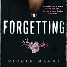The Forgetting (       UNABRIDGED) by Nicole Maggi Narrated by Suzy Jackson