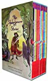 Shakespeare Stories for Children 12 Books Box Set Pack RRP:£47.88 (Much Ado About Nothing, As You Like It, Richard III, Othello, Antony and Cleopatra, Twelfth Night, Romeo and Juliet, Henry V, Macbeth, The Tempest, A Midsummer Night's Dream, Hamlet) (Sha