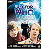 Doctor Who: New Beginnings (The Keeper of Traken / Logopolis / Castrovalva)