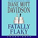 Fatally Flaky Audiobook by Diane Mott Davidson Narrated by Barbara Rosenblat