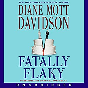 Fatally Flaky Audiobook