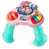 Bright Starts Pink Musical Learning Table