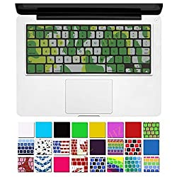 DHZ Unique Ultra Thin Durable Keyboard Cover Silicone Skin for MacBook Pro 13