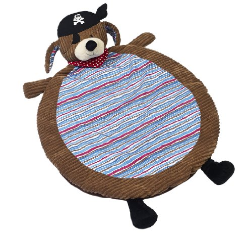 Maison Chic Patch the Pirate Dog Nap Mat, 33""