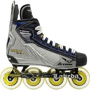 Tour Hockey Thor GX-7 Inline Hockey Skate (10-1 2) by Tour Hockey