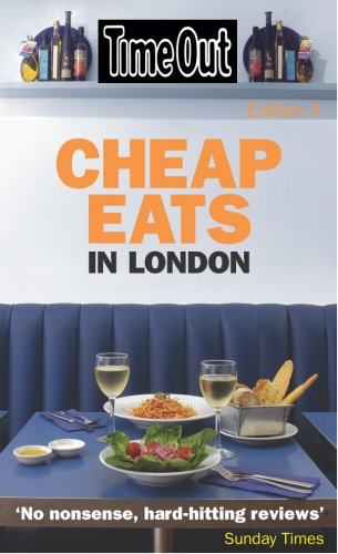 Time Out Cheap Eats in London (Time Out Guides)