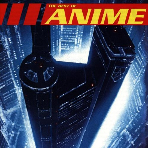 Original album cover of Best of Anime by Various Artists