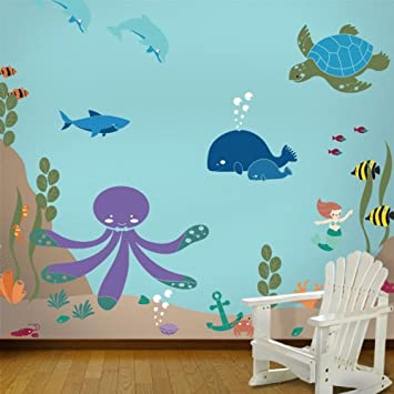 Kids Room Under The Sea 4