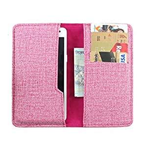 DooDa PU Leather Pouch Case Cover With Card / ID Slots For HTC One Remix