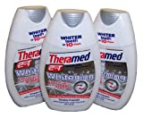 Theramed Whitening 2in1 Toothpaste + Mouthwash 3x75ml