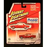1962 PLYMOUTH FURY #37 MOPAR or NO CAR 2005 Johnny Lightning 1 64 Scale Die-Cast Vehicle... by Johnny Lightning