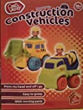 Chad Valley Set of 2 Press and Go construction Vehicles