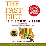 The Fast Diet: 2 Diet Systems in 1 Book | Pennie Mae Cartawick