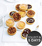 12 Mini Tart Desserts
