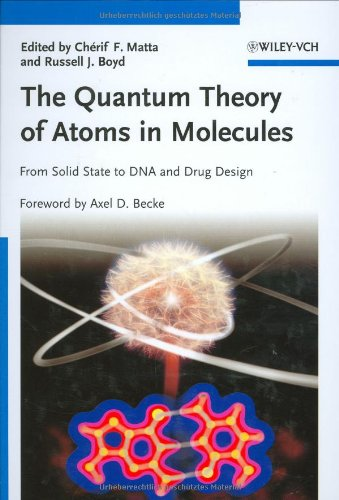 The Quantum Theory of Atoms in Molecules