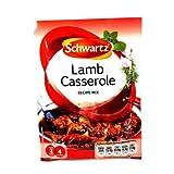 Schwartz Lamb Casserole Mix 32g