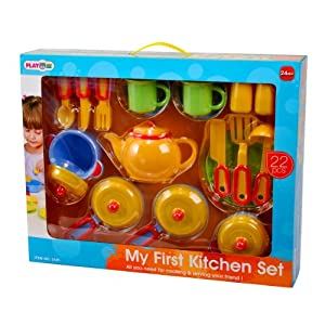 My first kitchen set toys games for First kitchen set