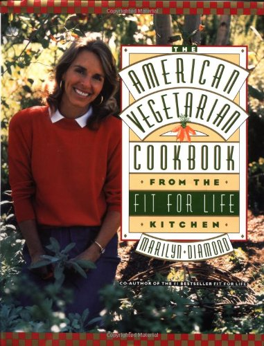 The American Vegetarian Cookbook From The Fit For Life Kitchen front-947108