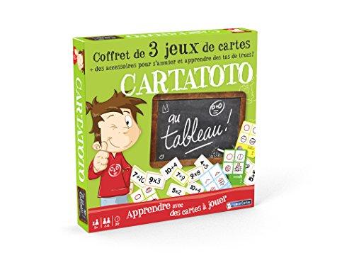 Frankreich Karten-410150-cartatoto im Bild--Skizzierset 3Spiele   Zubehör