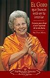 img - for El gozo que buscas est  en tu interior: Consejos para elevar el nivel espiritual de la vida diaria (Finding the Joy Within You) (Spanish Version) (Spanish Edition) book / textbook / text book