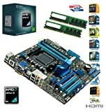 ADMI AMD Athlon II X2 250 3.0Ghz Dual Core – Asus M5A78L-M USB3 HDMI Motherboard – 4GB DDR3 – Bundle ***PRE-ASSEMBLED & TESTED by ADMI***