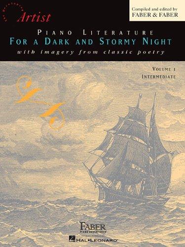 Piano Literature for a Dark and Stormy Night - Vol. 1: Developing Artist Original Keyboard Classics (Developing Artist P