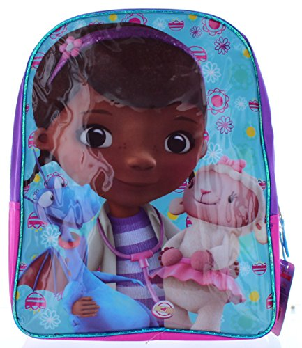 "Doc McStuffins 14"" Backpack - 'Cuddles'"