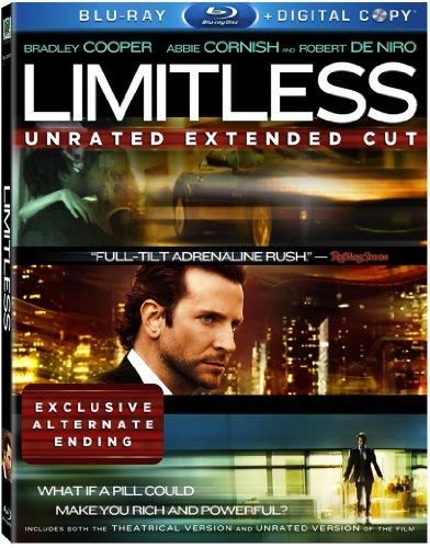 You can download for you limitless (unrated extended cut + digital.
