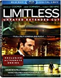 Limitless (Unrated Extended Cut + Digital Copy) [Blu-ray]