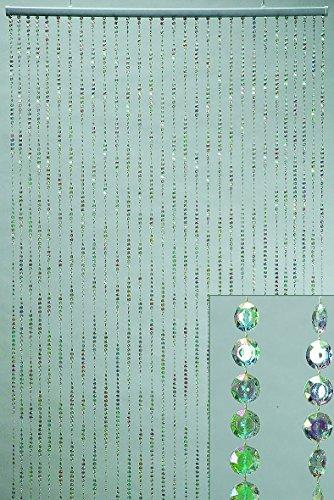 Vorhang Perlenvorhang Türvorhang RAINBOW 200 x 90 cm