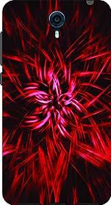 John Richard UV Printed Back Cover For Lenovo ZUK Z1 ARTICLE-37245