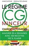Le régime CG minceur (Charge Glycémique)