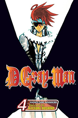 D.Gray-man, Volume 04
