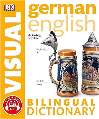 German English Bilingual Visual Dictionary (DK Visual Dictionaries) [DK] (Tapa Blanda)