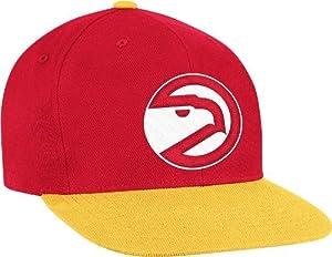 Atlanta Hawks 2-Tone Vintage Snap back Hat by Mitchell & Ness