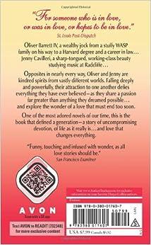 Love StoryMass Market Paperback– May 29, 2012
