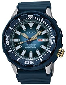Seiko 2013 Monster Automatic Dive Watch Limited Edition Srp453