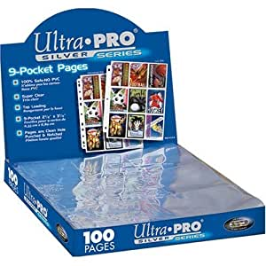 50 x Ultra Pro Sleeves For Pokemon & Yugioh Trading Cards Price Inc P&P