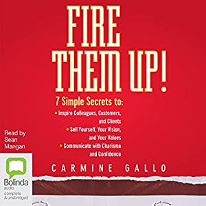 Fire Them Up! Audiobook