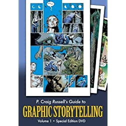 P. Craig Russell's Guide to Graphic Storytelling, Volume 1